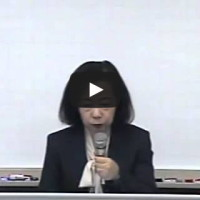 シニアパック発売記念講演『成績に結びつく勉強法のススメ』